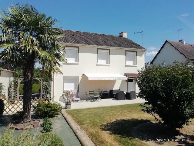 A vendre maison saint hilaire du harcou t achat vente vivre oc an bleu - Garage st hilaire du harcouet ...