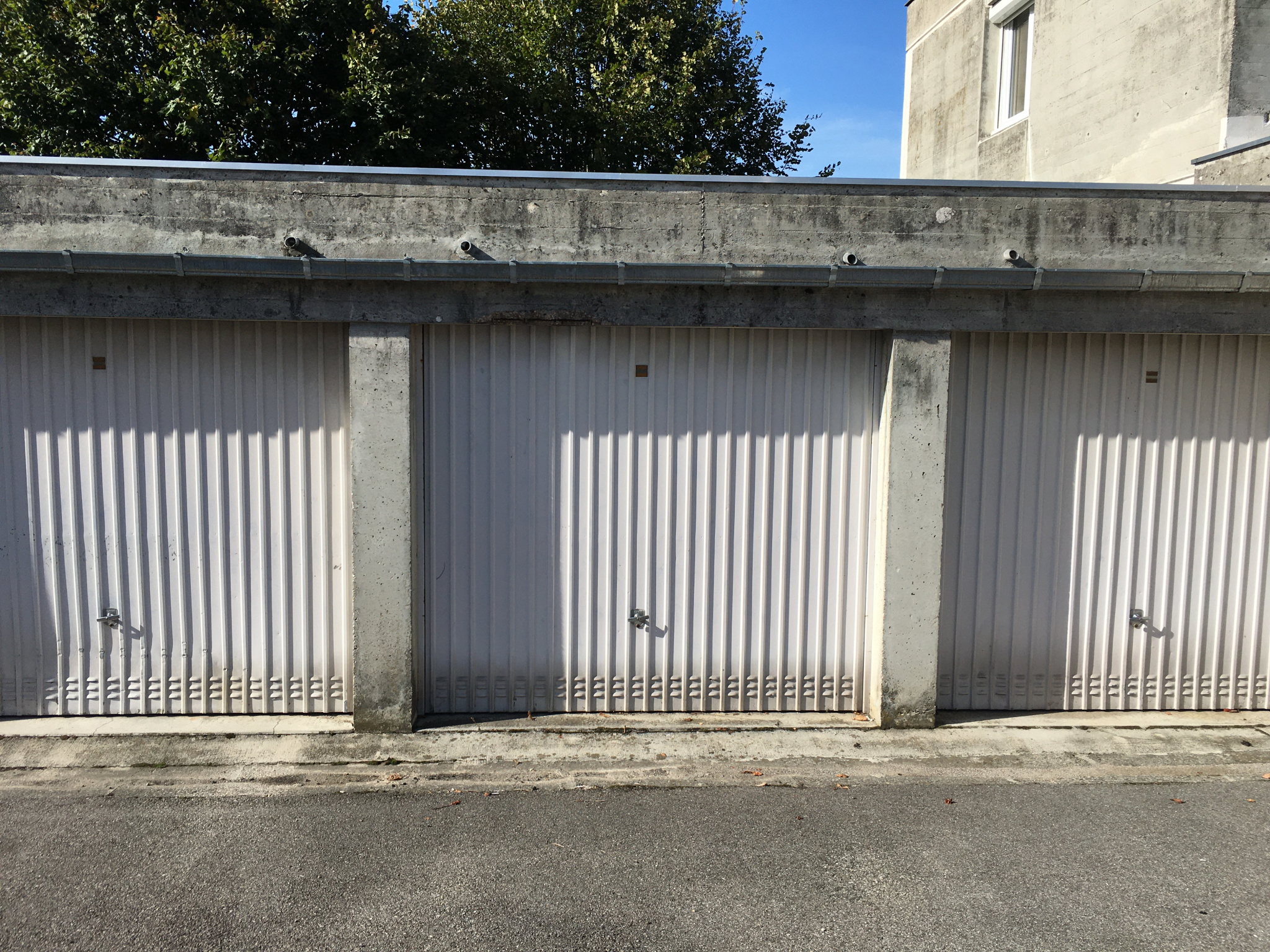 Garage de 12 m²